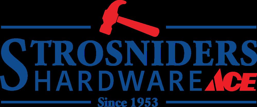 strosniders logo
